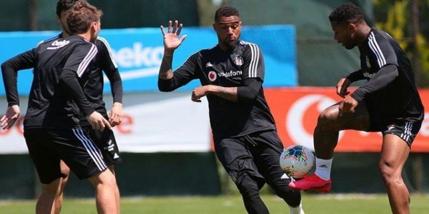Beşiktaş, Antalyaspor maçı hazırlıklarına devam etti