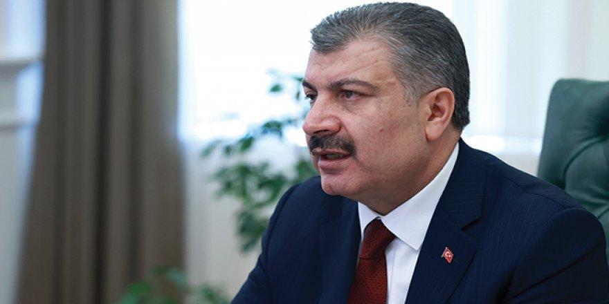 Sağlık Bakanı Koca, AB ülkelerinin büyükelçileriyle görüştü