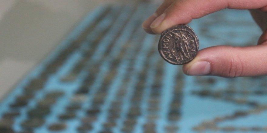 Piyasa değeri 2 milyon TL olan tarihi eser ele geçirildi