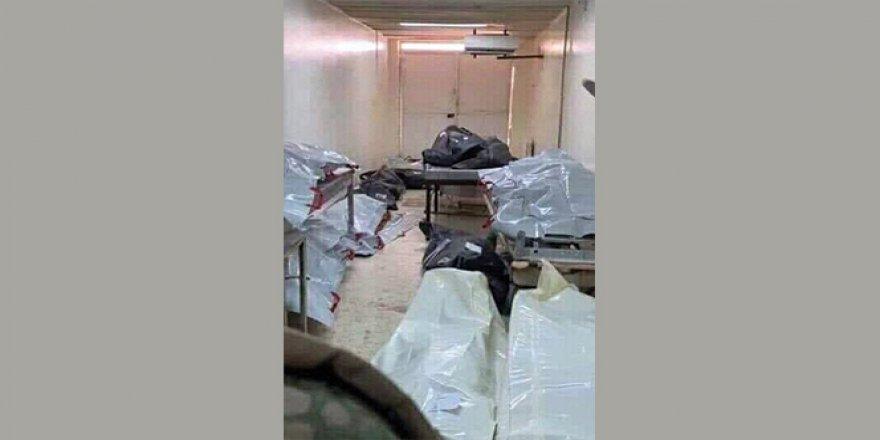 Libya'da 106 sivilin cesedi bulundu