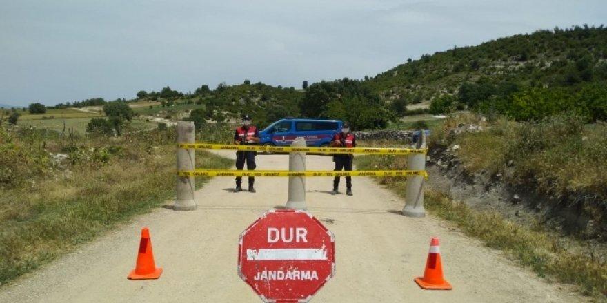 Aynı aileden 5 kişinin korona testi pozitif çıktı sokak karantinaya alındı