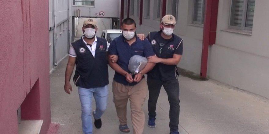 DEAŞ'ın sözde savaşçı olarak yetiştirdiği terörist tutuklandı