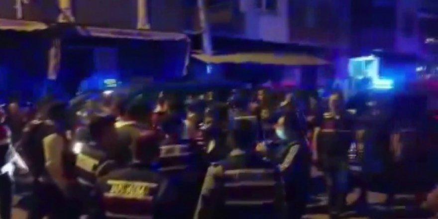 Zonguldak'ta iki grup arasında çıkan kavgada kan aktı: 2 yaralı