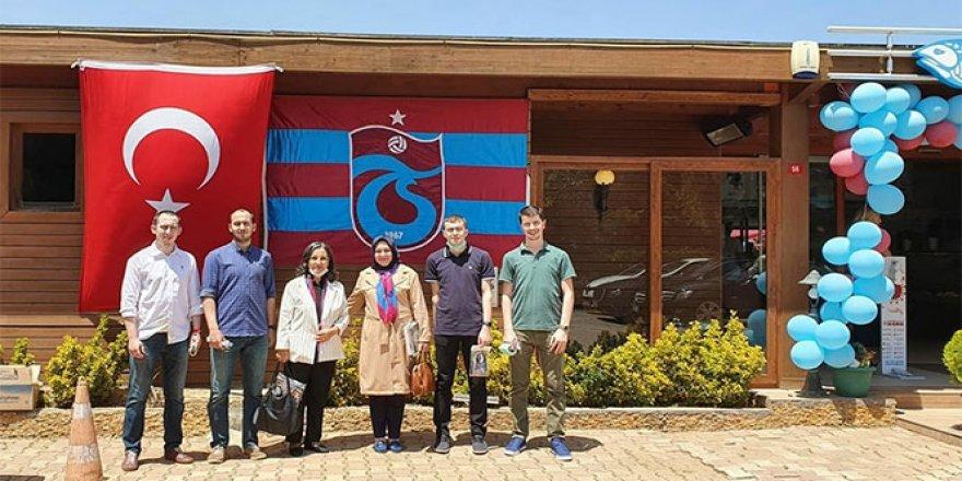 Trabzonlular anlamlı etkinlikte buluştu