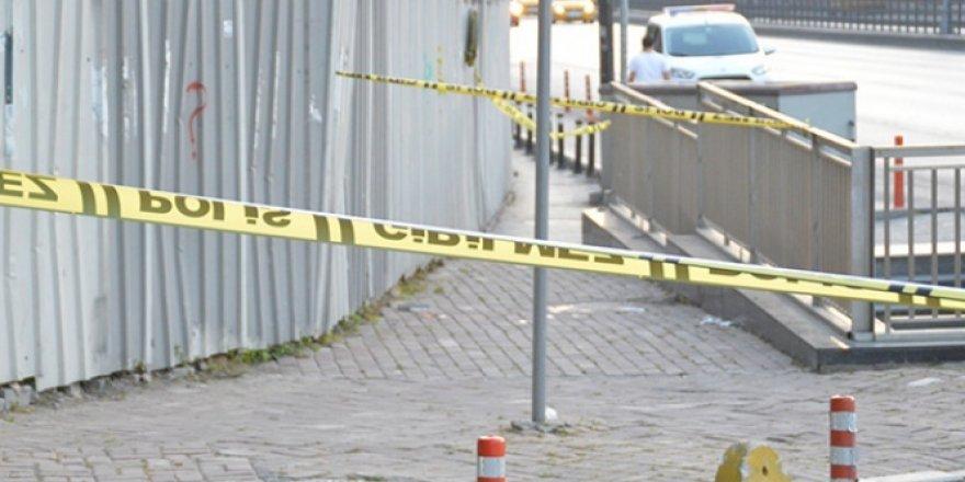 Yere düşerek kafasından yaralanan adam hayatını kaybetti