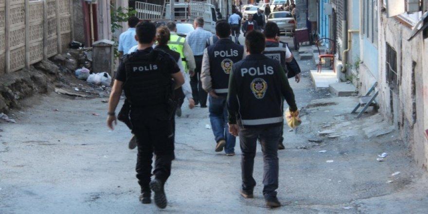 PKK/KCK propagandası yapan 10 şüpheli hakkında gözaltı kararı