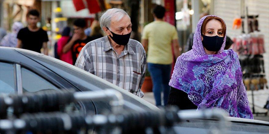 İran'da korona virüsten son 24 saatte 70 kişi öldü