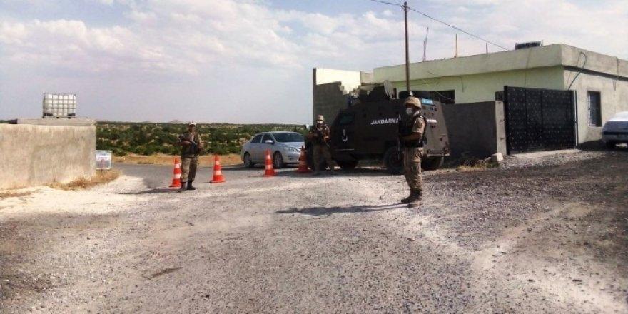 Şanlıurfa'da 6 bina karantinaya alındı