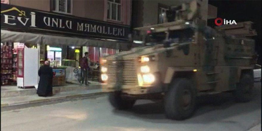 Van'da terör saldırısı: 2 işçi şehit, 8 yaralı