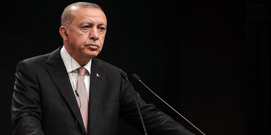 Cumhurbaşkanı Erdoğan'dan 'Aybüke Yalçın' mesajı