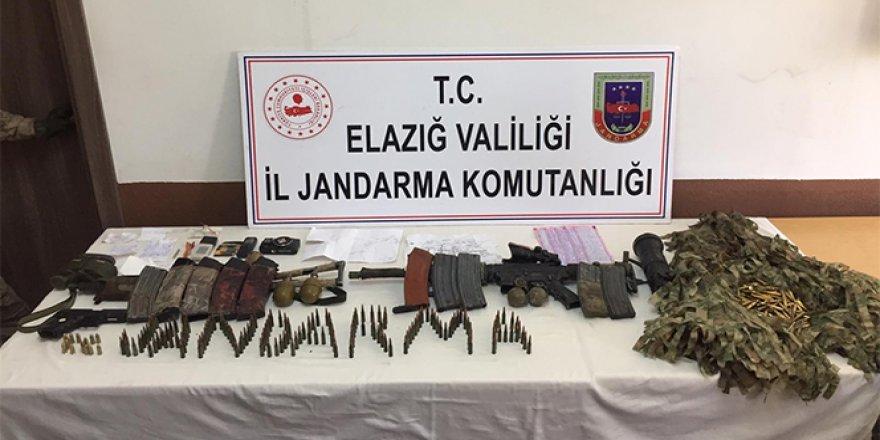 Elazığ'da öldürülen 2 terörist 16'sı sivil 21 şehidin faili çıktı