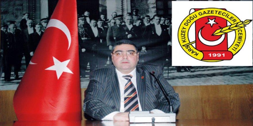 KKKDGC Başkanı Daşdelen'in 19 Mayıs mesajı