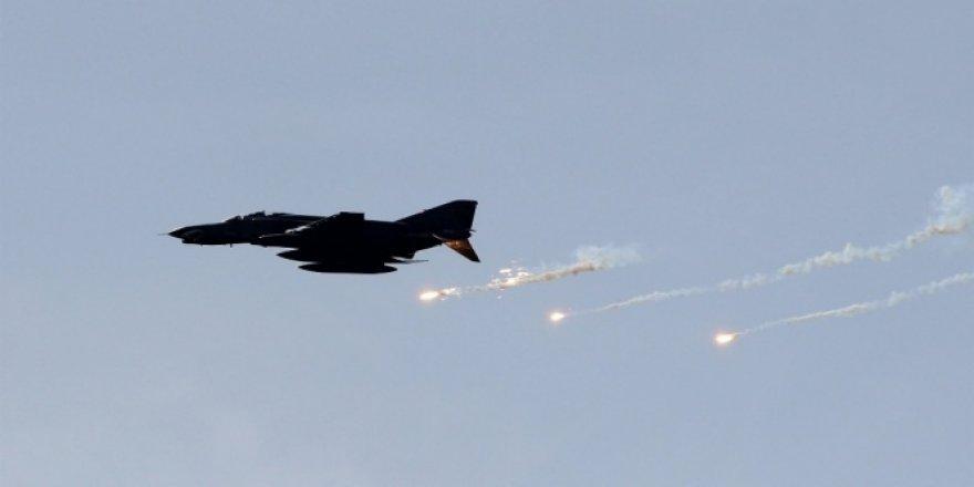 8 PKK'lı terörist ani hava harekâtlarıyla etkisiz hale getirildi