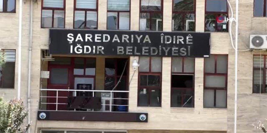 HDP'li Iğdır Belediyesinde rüşvet operasyonu: 14 kişi gözaltına alındı