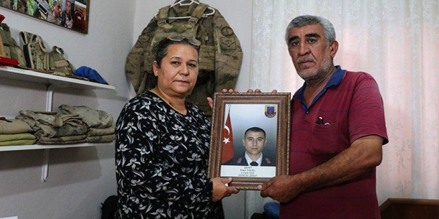 Onbaşı Eren'in intikamı alındı ailesi sevindi