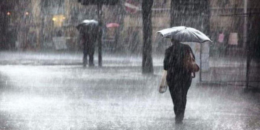 Doğu'da şiddetli rüzgar ve yağış uyarısı