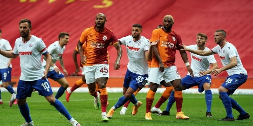 Galatasaray 2 - 0 Hajduk