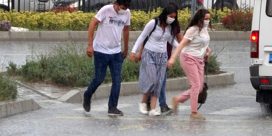 Doğu Anadolu'da 3 ilde gök gürültülü sağanak bekleniyor