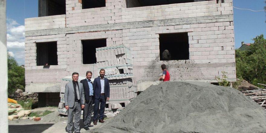 Kağızman'a Kur'an Kursu Binası Yapılıyor
