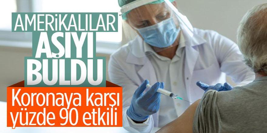 Koronavirüs aşısında müjdeli haber!
