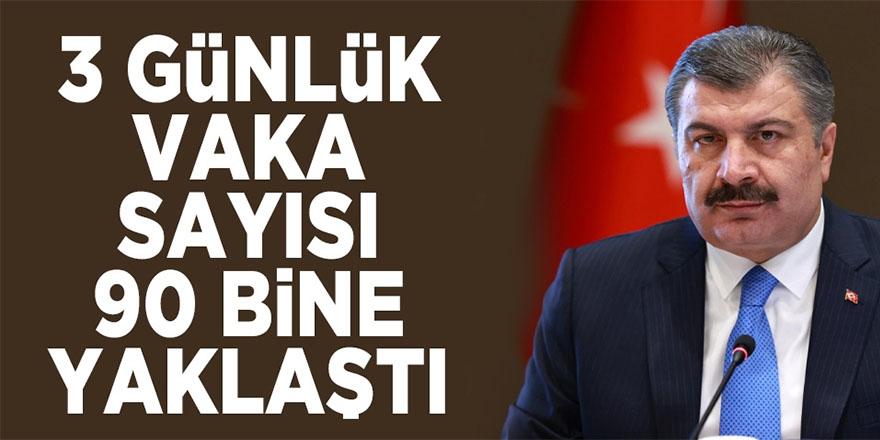 27 Kasım Türkiye'de korona salgınında son durum