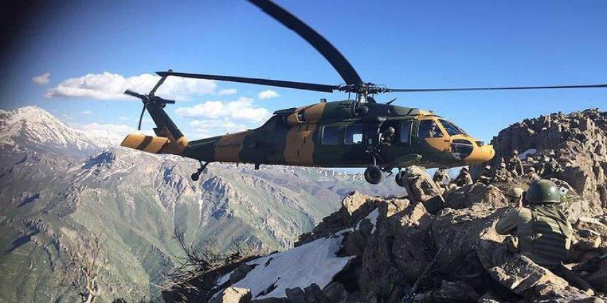 Kars''ta terör örgütüne darbe