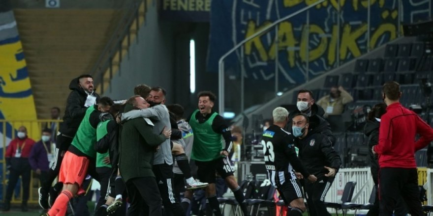 Fenerbahçe 3 - 4 Beşiktaş