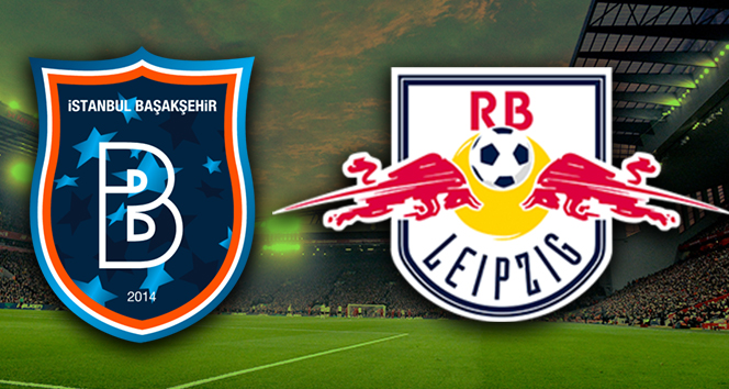 Başakşehir 3 - 4 Leipzig