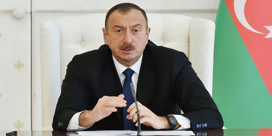 Azerbaycan Cumhurbaşkanı Aliyev, Paşinyan'a seslendi: