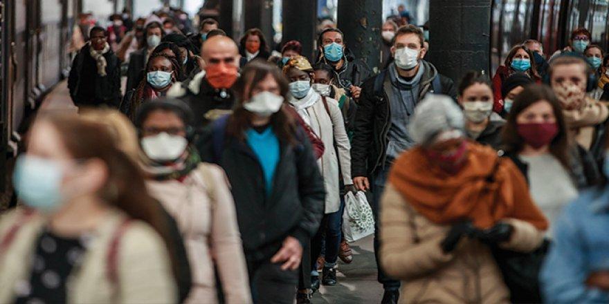 Fransa'da son 24 saatte korona virüsten 326 ölüm