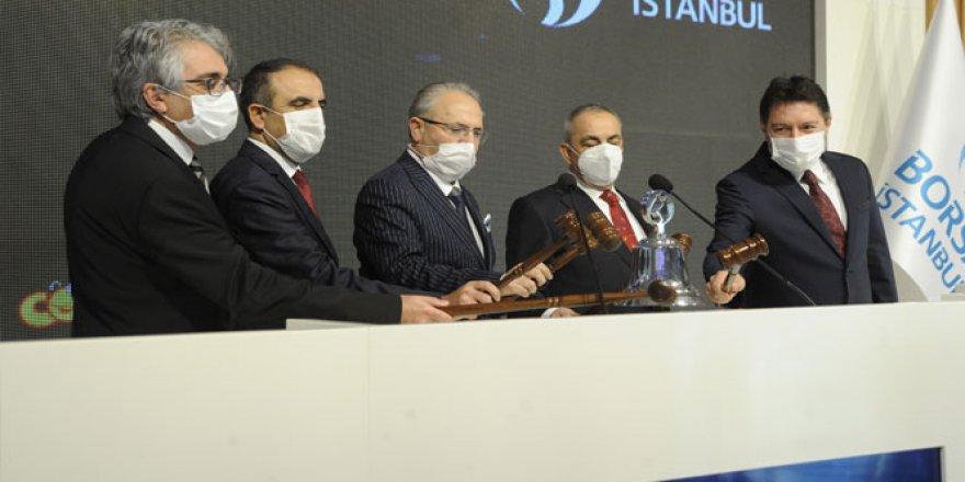 Borsa İstanbul'da gong Kervan Gıda için çaldı