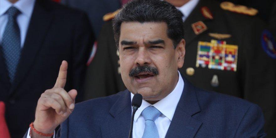 Maduro'dan ABD'ye: 'Kimsenin kolonisi değiliz'