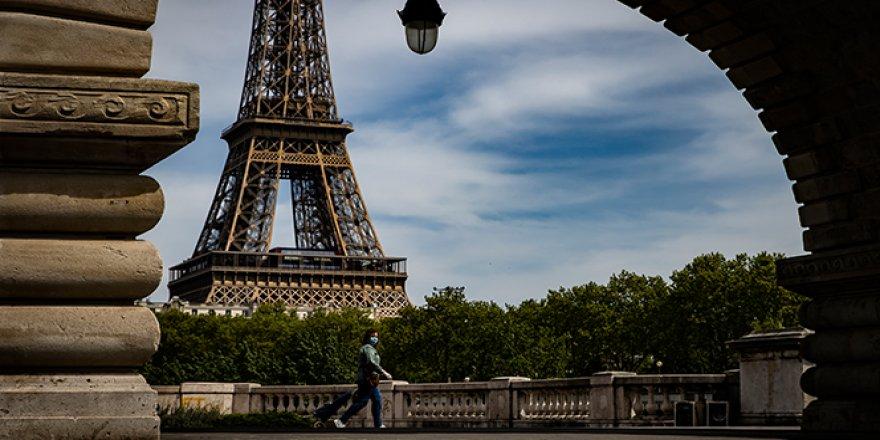 Fransa'da son 24 saatte korona virüsten 366 ölüm