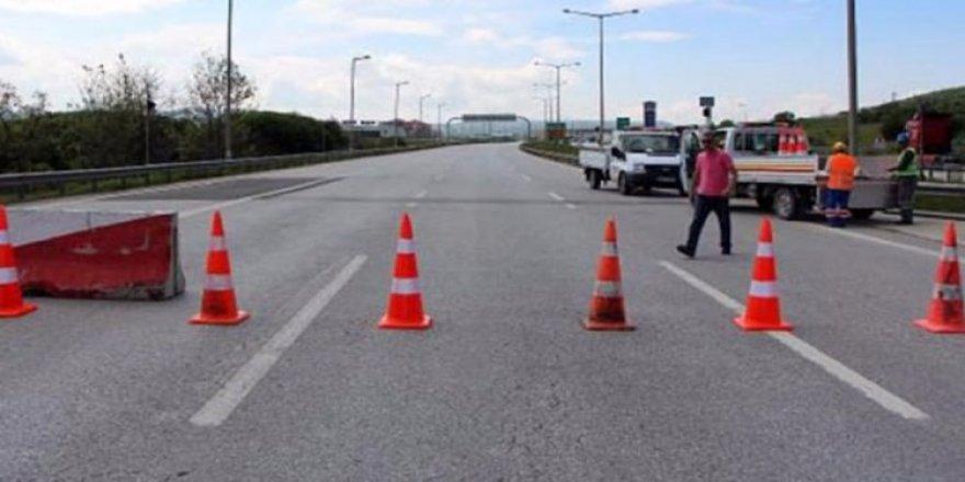 Kağızman - Erzurum Karayolu 20 gün ulaşıma kapatıldı
