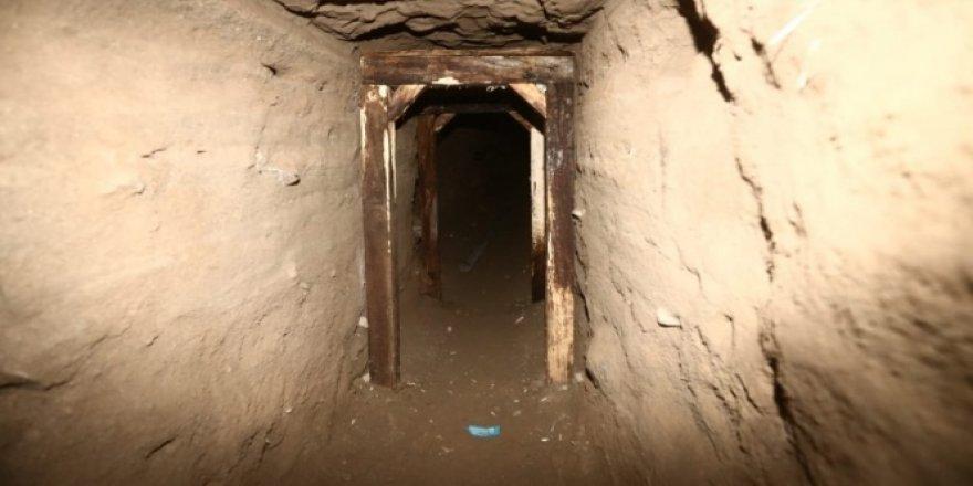 Peru'da bir cezaevinin altında 200 metrelik tünel bulundu