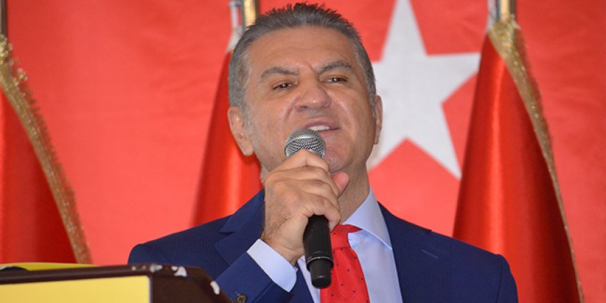 Mustafa Sarıgül yeni parti için Tekirdağ'dan yola çıktı