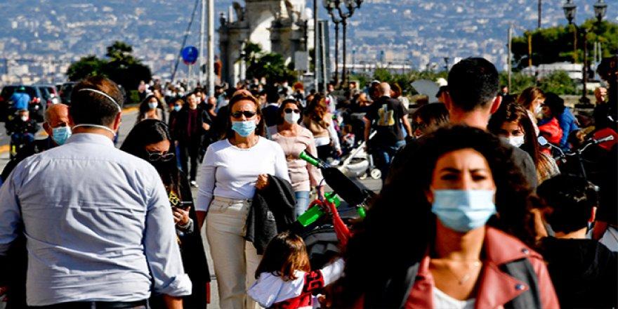 İtalya'da son 24 saatte korona virüsten 761 kişi öldü