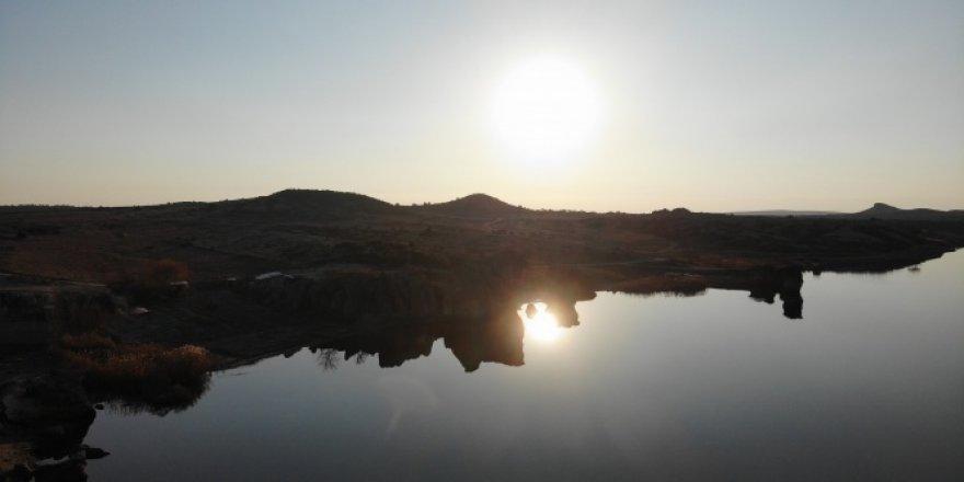 Frigya'daki Emre Gölü 'Kapadokya' olma yolunda