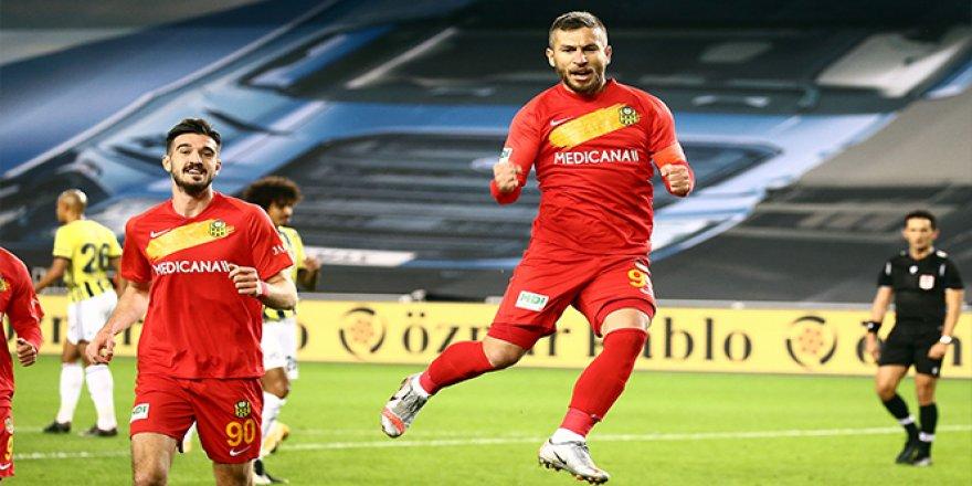 Fenerbahçe 0-3 Yeni Malatya