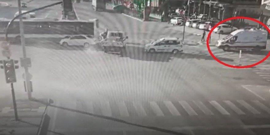 Bir kahraman otobüs şoförü de Bursa'dan