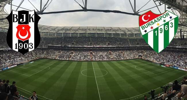 Beşiktaş 3 Bursaspor 2