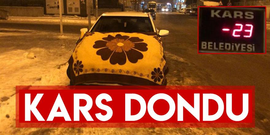 Kars Dondu