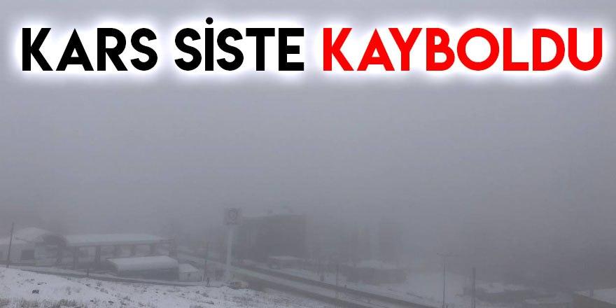 Kars Siste Kayboldu