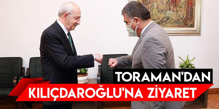 Toraman'dan Kılıçdaroğlu'na Ziyaret