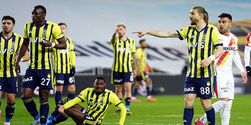 Fenerbahçe'ye Göztepe freni