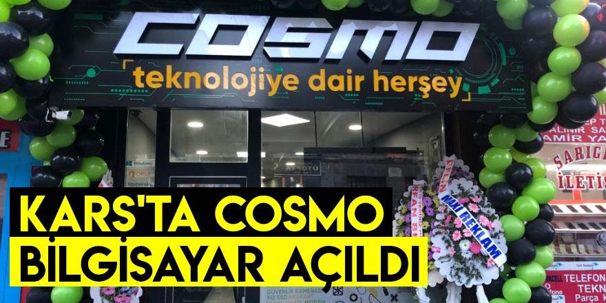 Kars'ta Cosmo Bilgisayar Açıldı