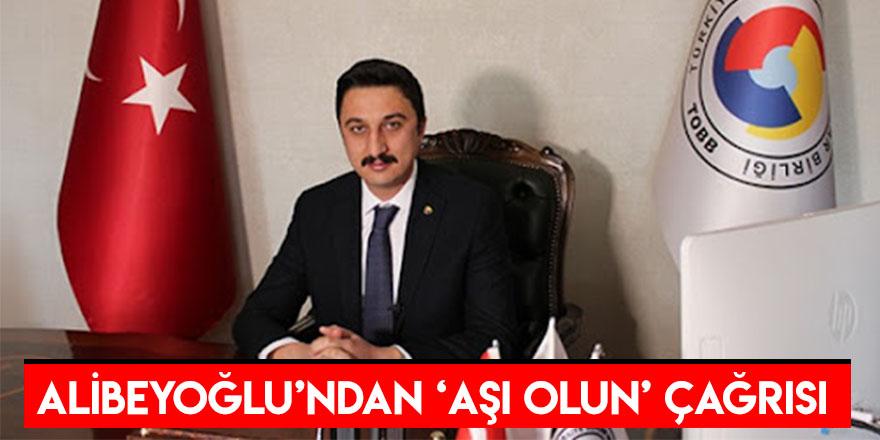 KATSO Başkanı Alibeyoğlu'ndan 'Aşı Olun' Çağrısı
