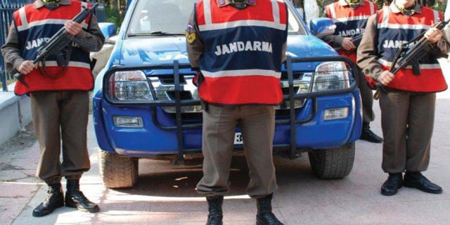 Jandarma'dan izinsiz çoban çalıştıran kişilere suçüstü