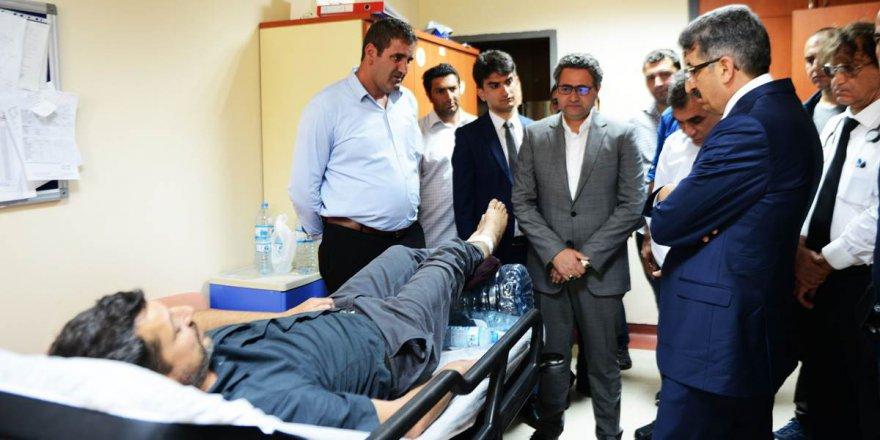 Ardahan'da silahlı çatışma: 5 yaralı