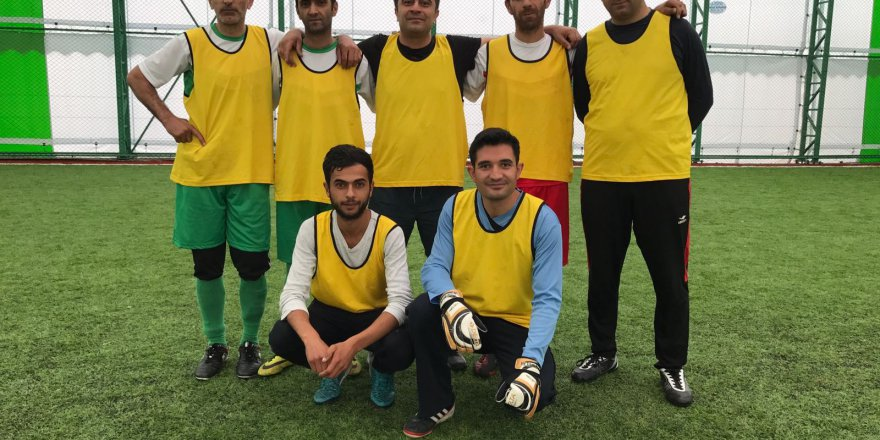 15 Temmuz Şehitleri ve Gazileri anısına turnuva düzenlendi